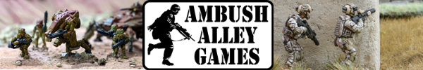 Ambush Alley Games