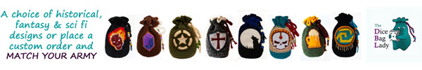 The Dice Bag Lady
