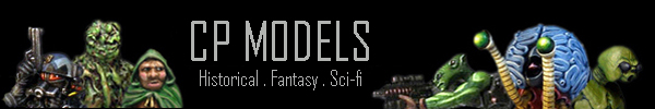 Historical and sci-fi/fantasy models