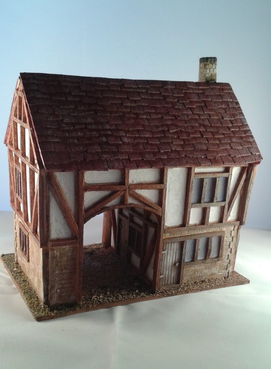 28mm Resin Buildings Available | The Wargames Website
