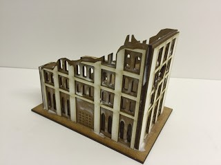 10mm Ruined Buildings | The Wargames Website