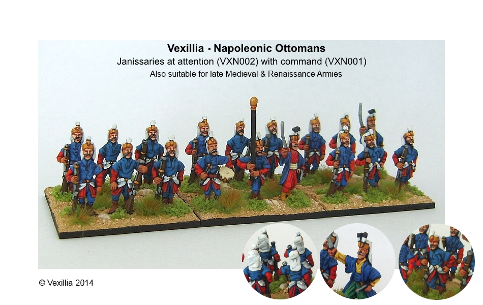 18 mm Napoleonic Ottomans | The Wargames Website