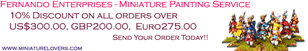 Discounts for Painting Orders!!!