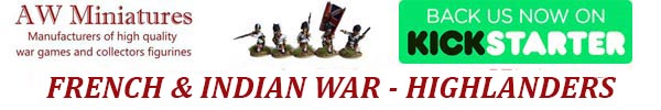 28mm French & Indian War