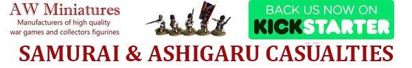 Samurai & Ashigaru