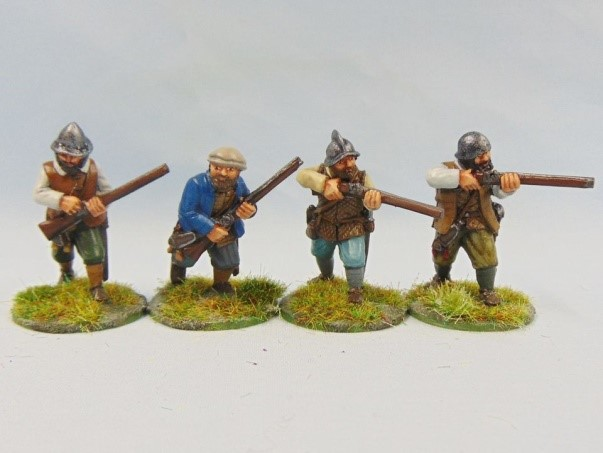 Border Reivers chez Colonel Bills 16