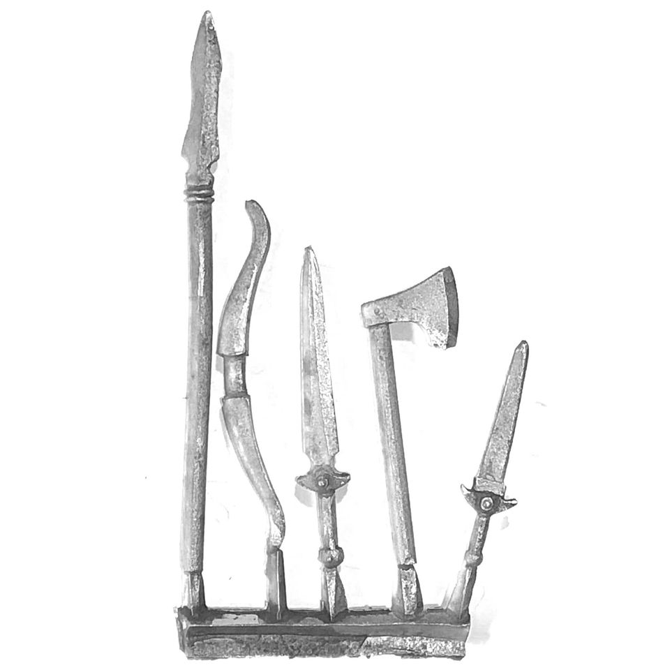 Armes elfiques F3