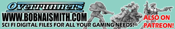 Sci Fi STL files for all your needs - new files every month!!