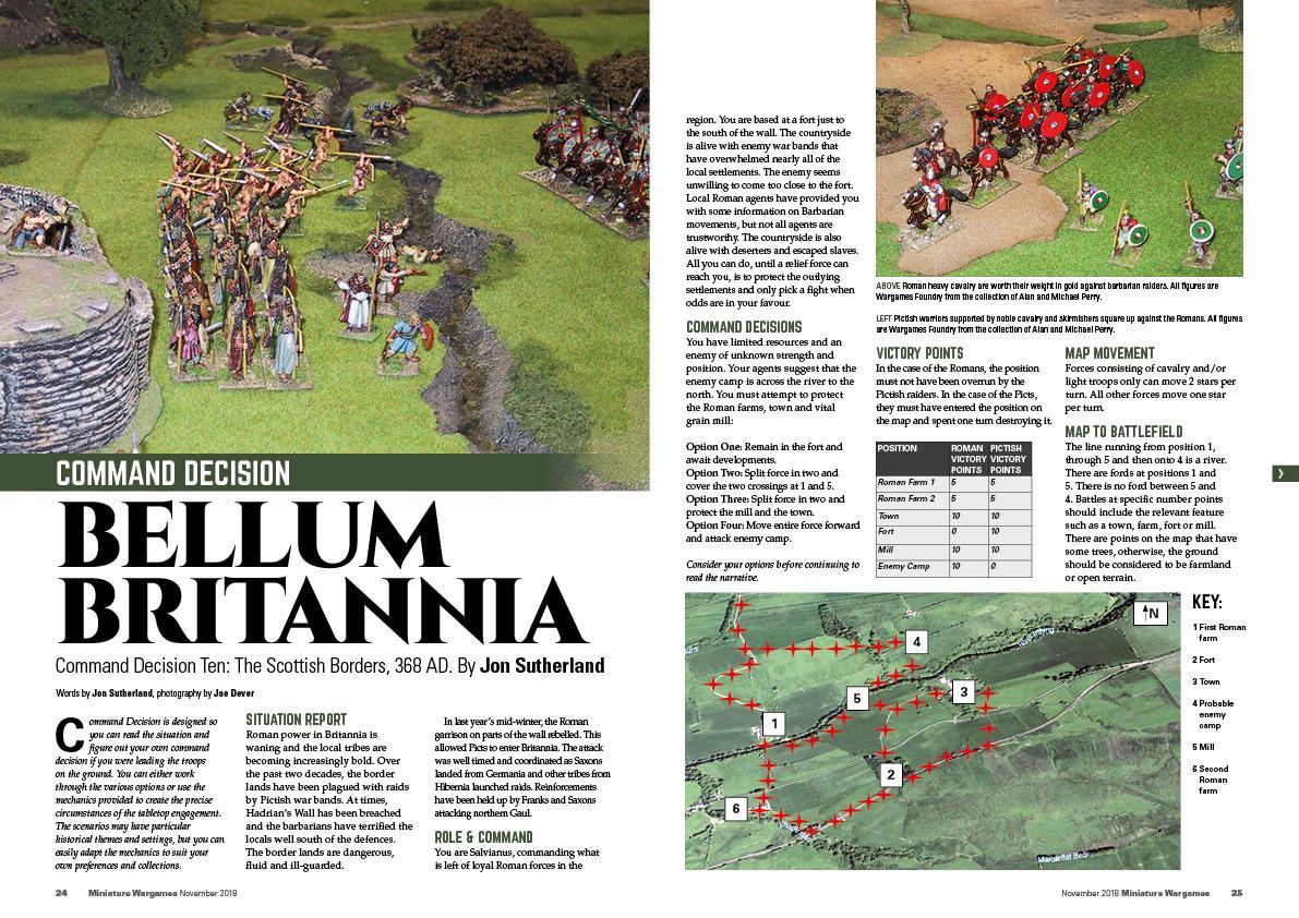 Bellum Britannia