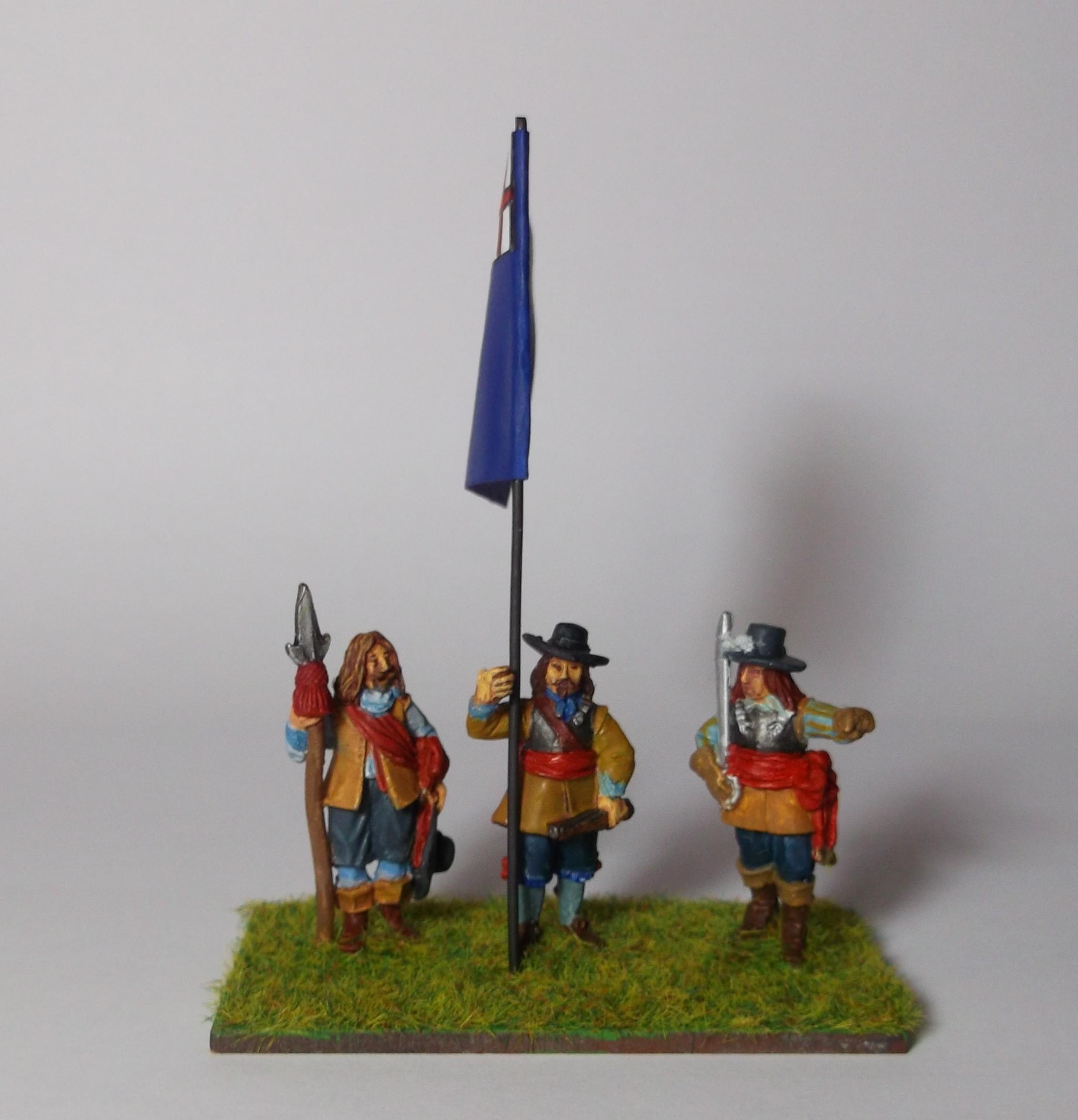 ECW Infantry Command
