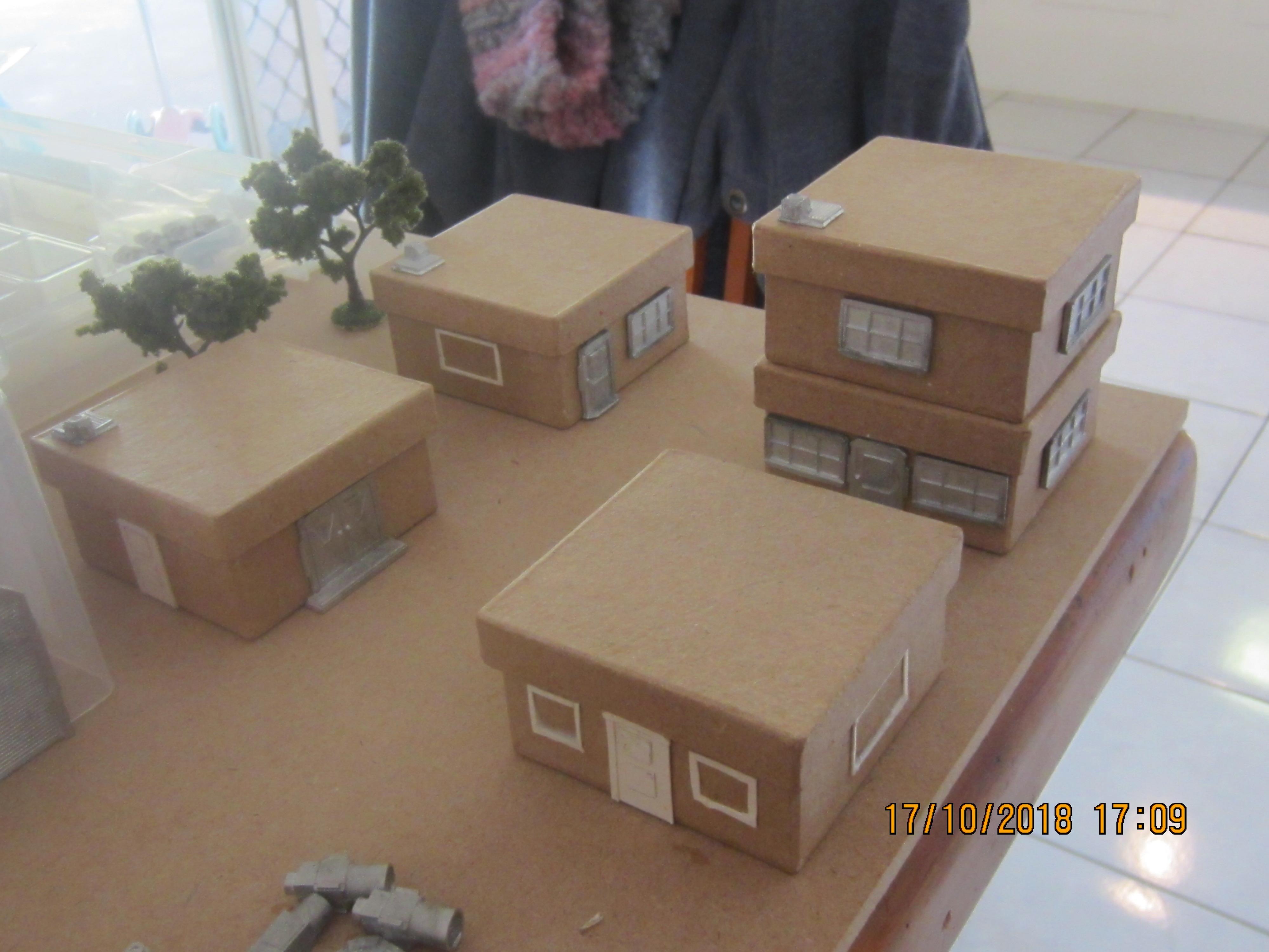 Gift Box Housing 1