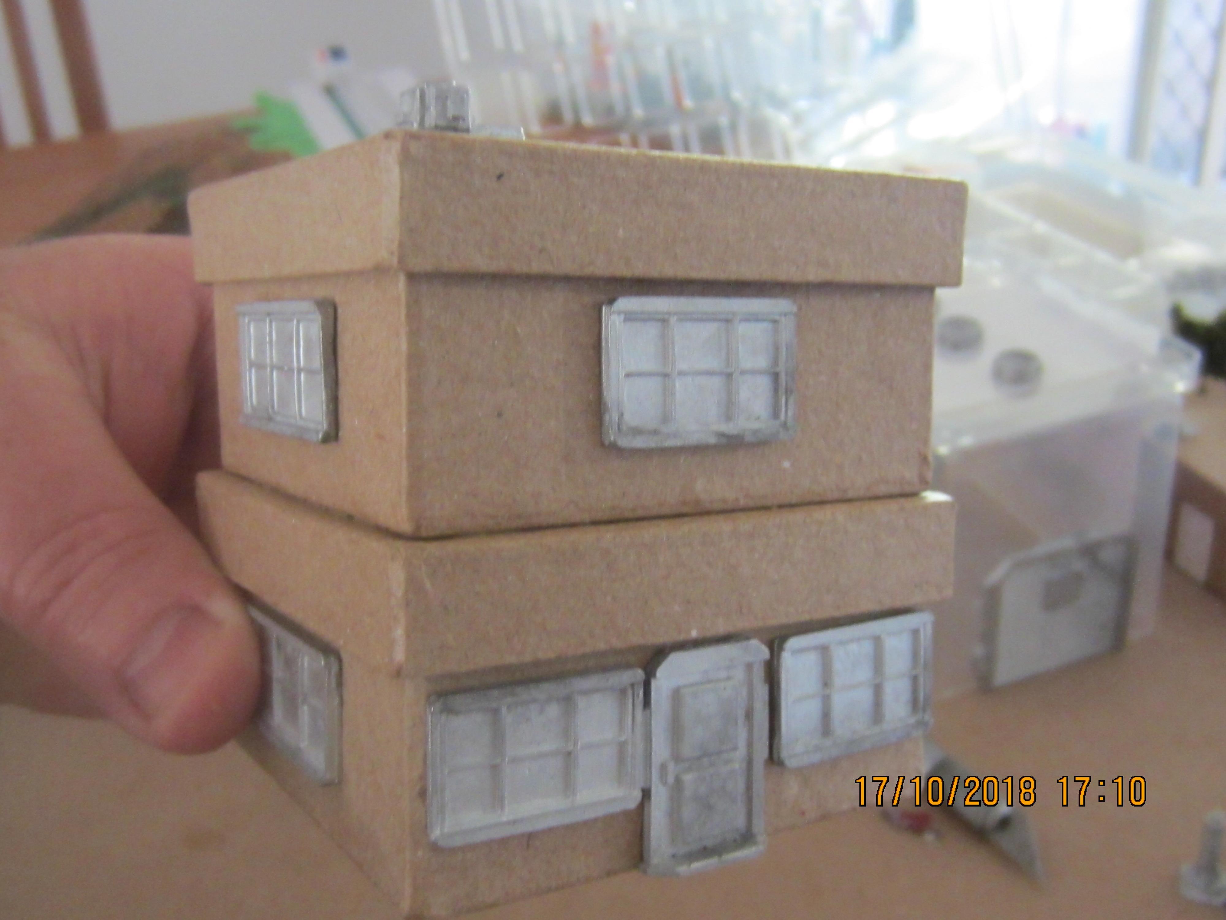 Gift Box Housing 2