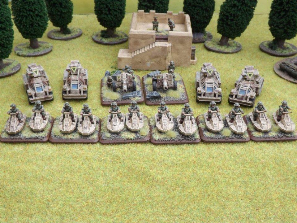 Wolverines Tank Hunter Detachment