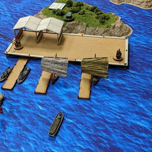 Sarrisa MTB docks