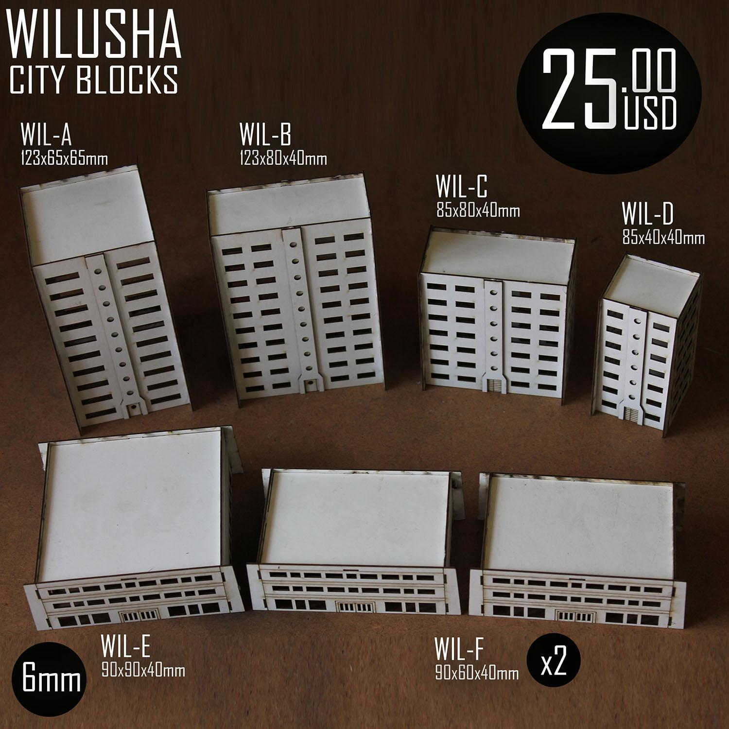 wilusha city blocks