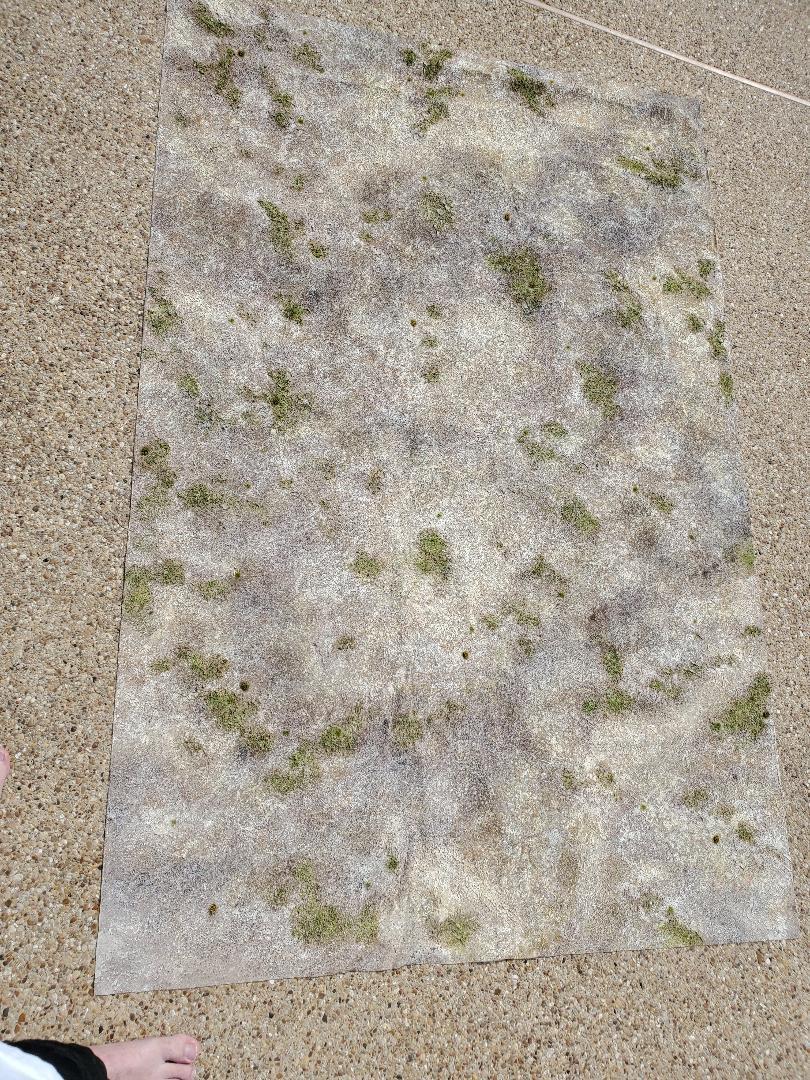 mat overall