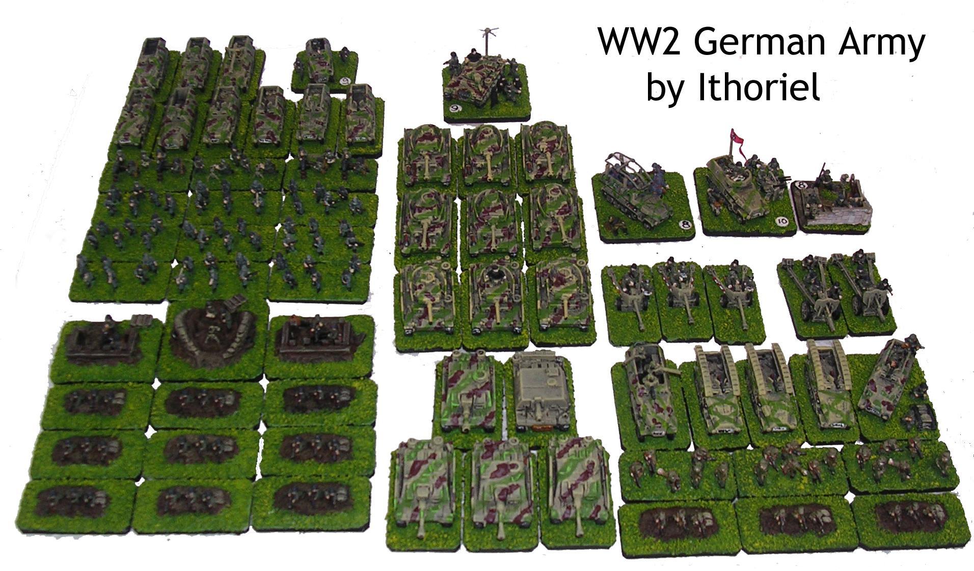 WW2 German Army