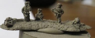 Irregular CV16 20th century guerrillas