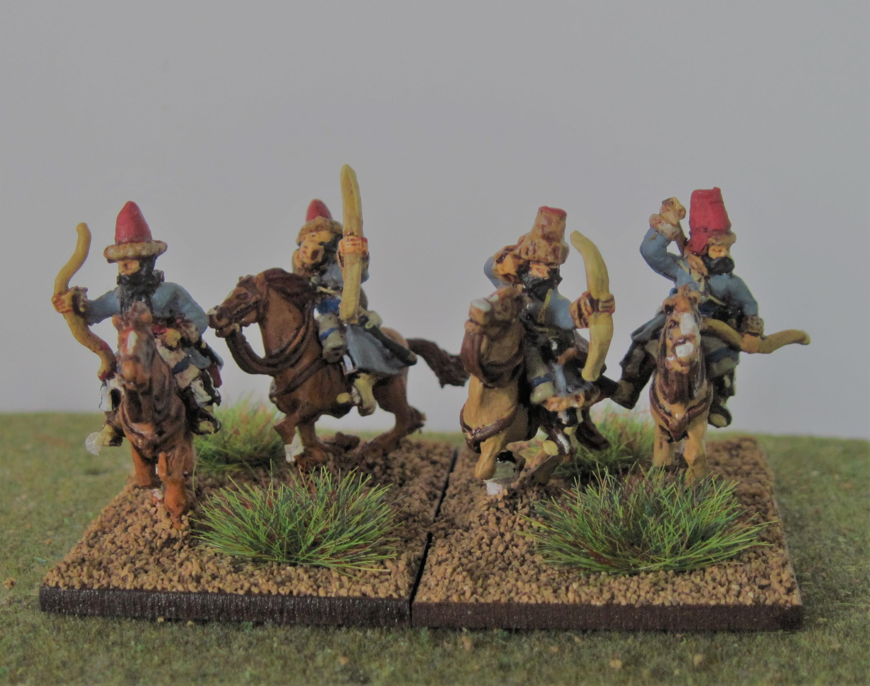 Bashkirs and Tartars
