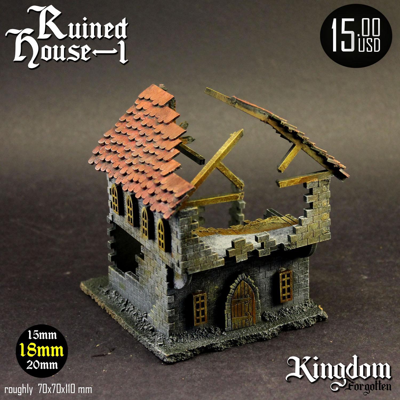 Ruined House-1
