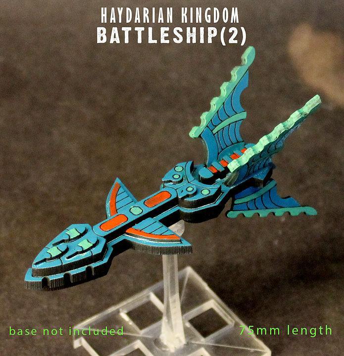 Haydarian Battleship