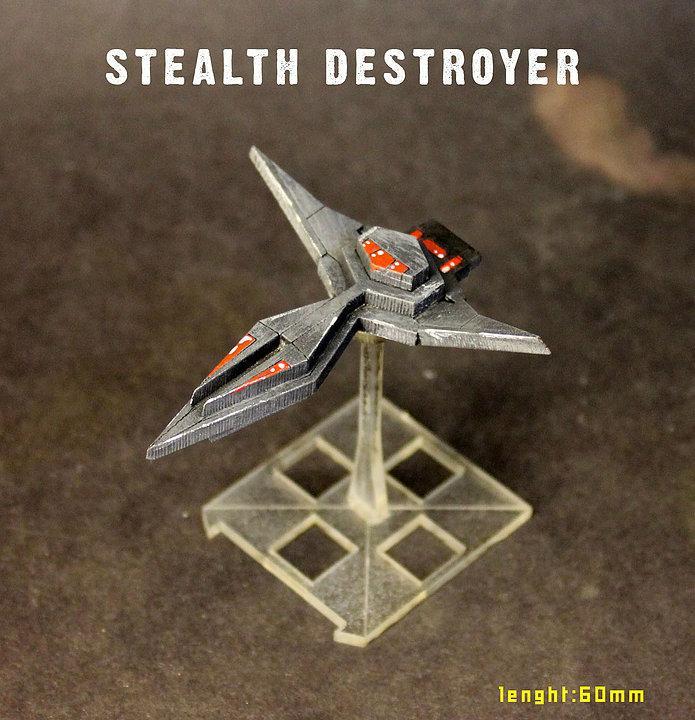 Stealth Destroyer