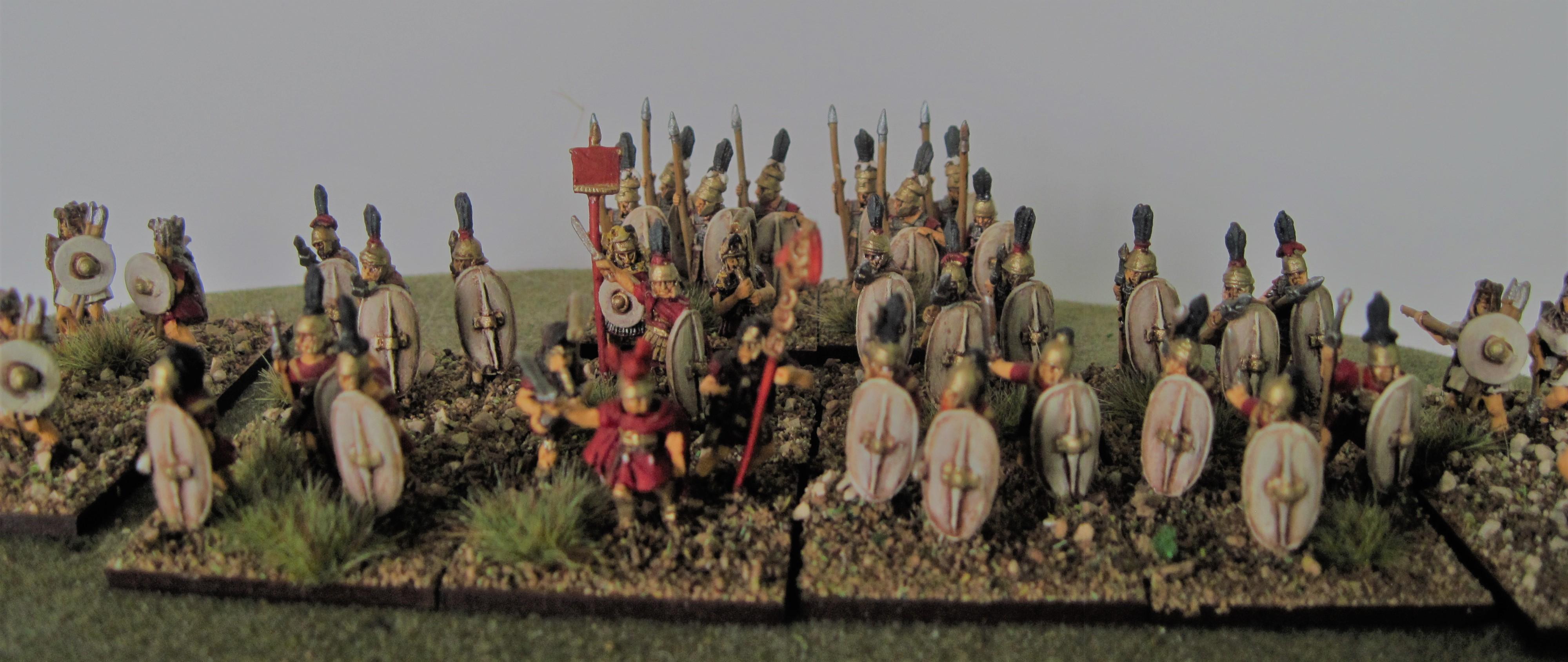 Macedonian and Punic Wars