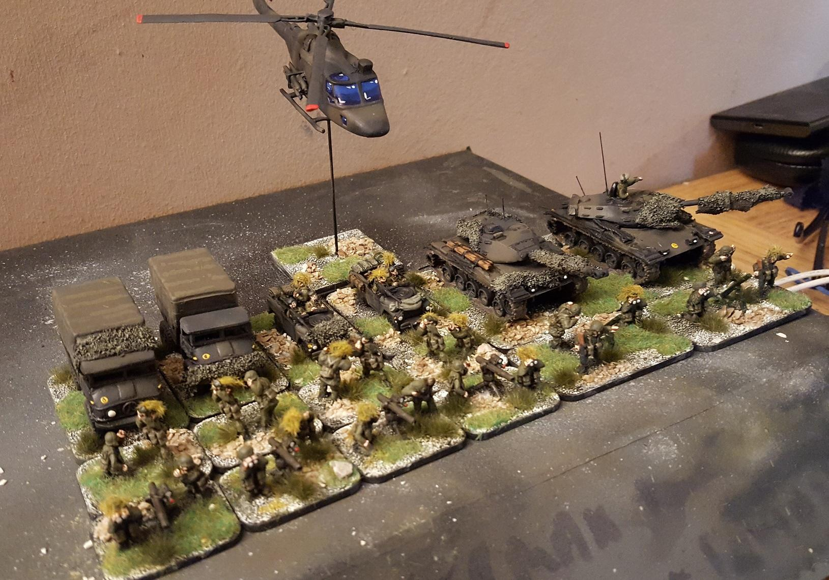 Danish Reinforcements