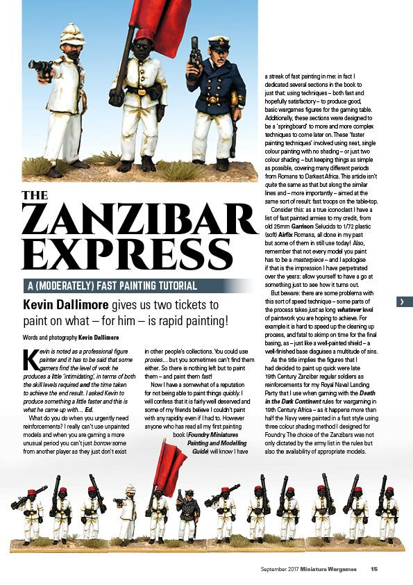 Zanzibar Express