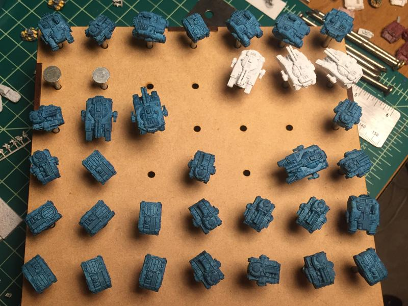 Topic: The Unnamed Legion (3mm scale Epic Armageddon