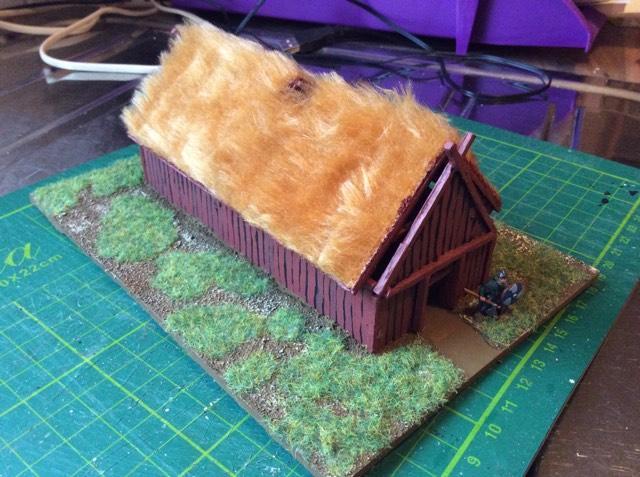 Topic Viking Longhouse