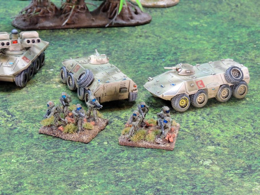 Clarks Commandos Infantry