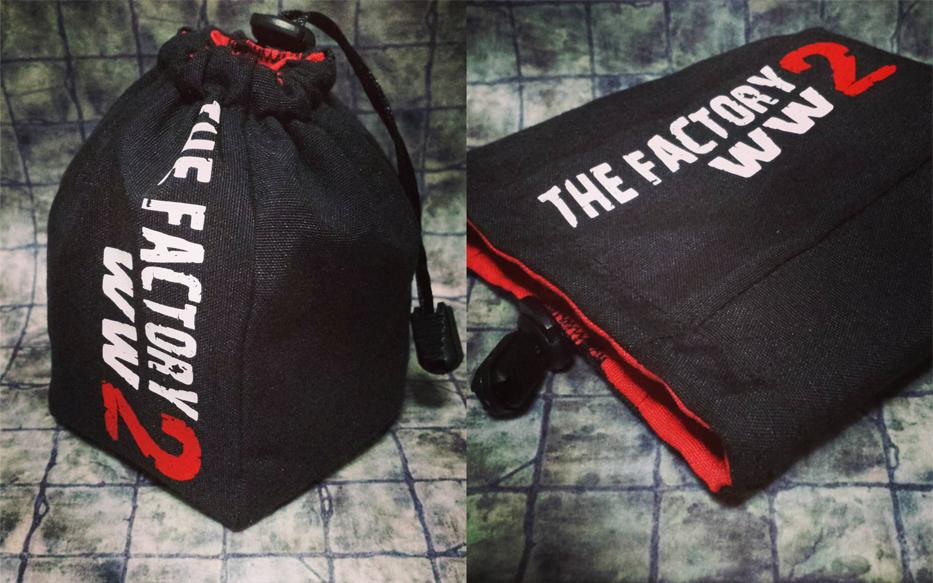 Another custom bag