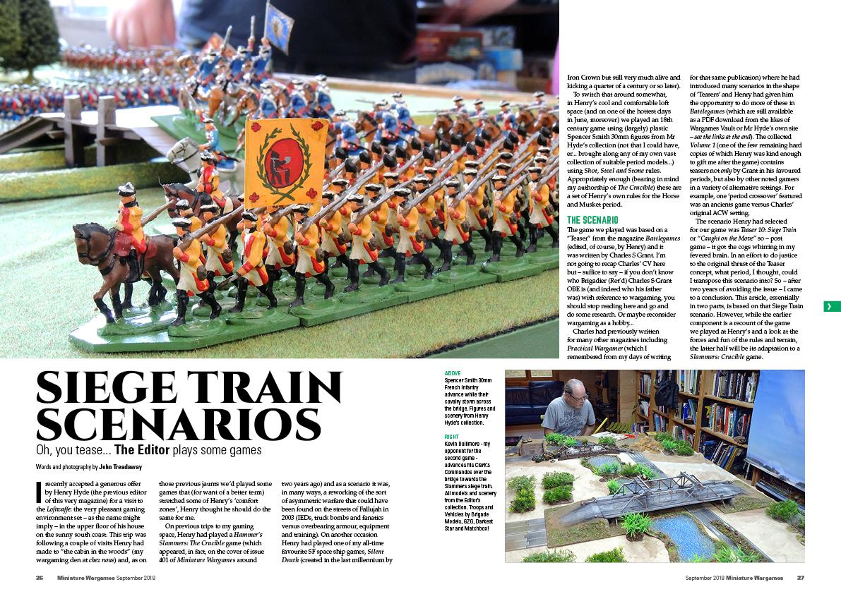 Topic: Miniature Wargames issue 425