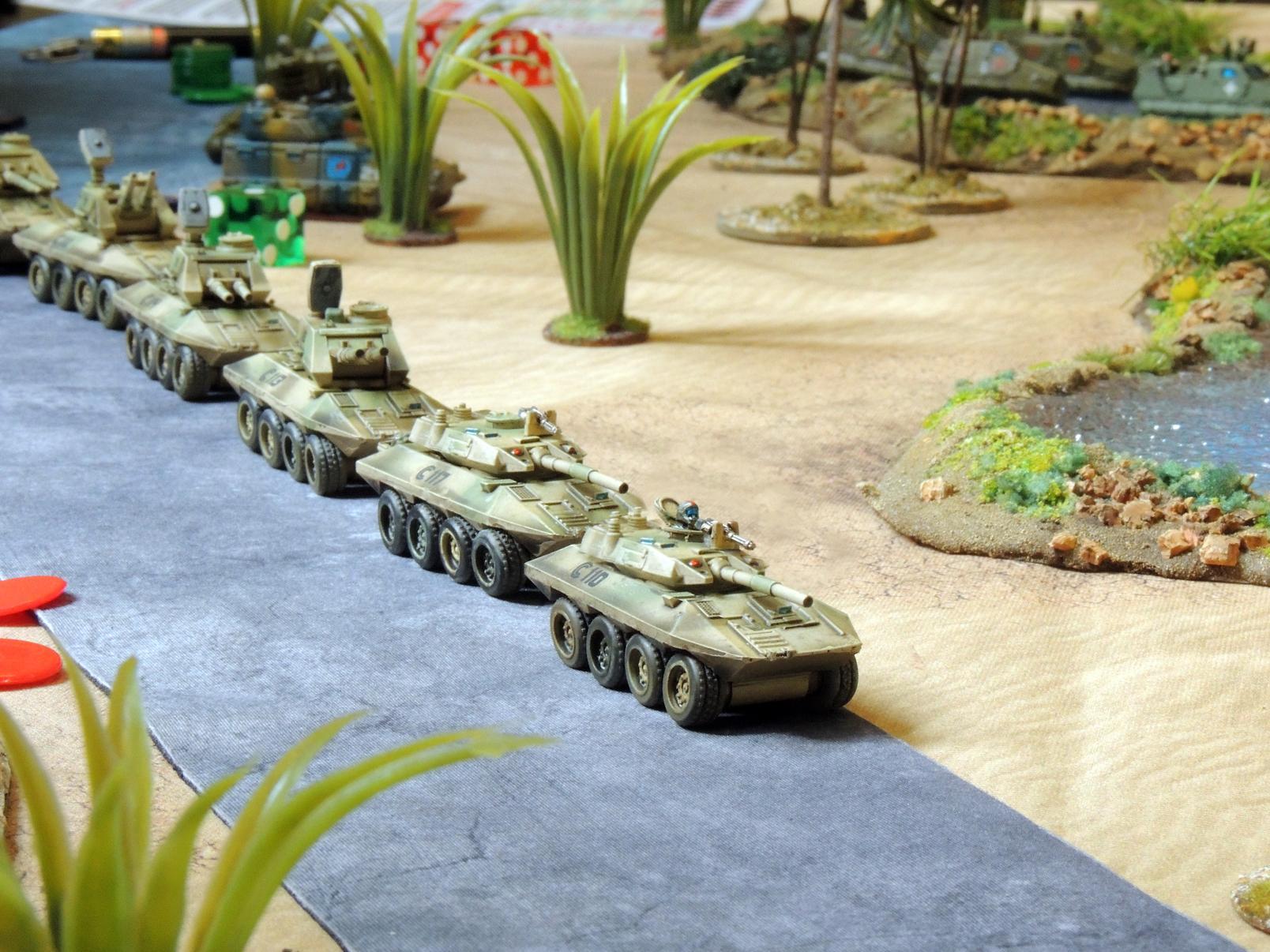 Clarks commandos